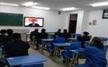 总务保卫处组织在校服务企业...