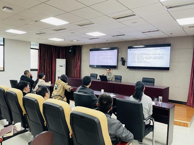 【我为师生办实事】科研处举办科研管理信息系统使用培训会