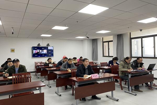 安徽电大召开2021年春季开放教育招生工作视频会议