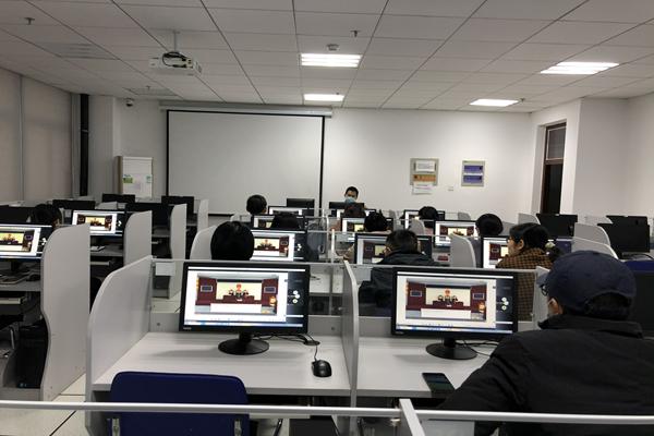 【我为师生办实事】文法与教育学院举办虚拟仿真实验系统培训