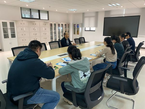 安徽老年开放大学召开2020年秋季学期辅导员会议