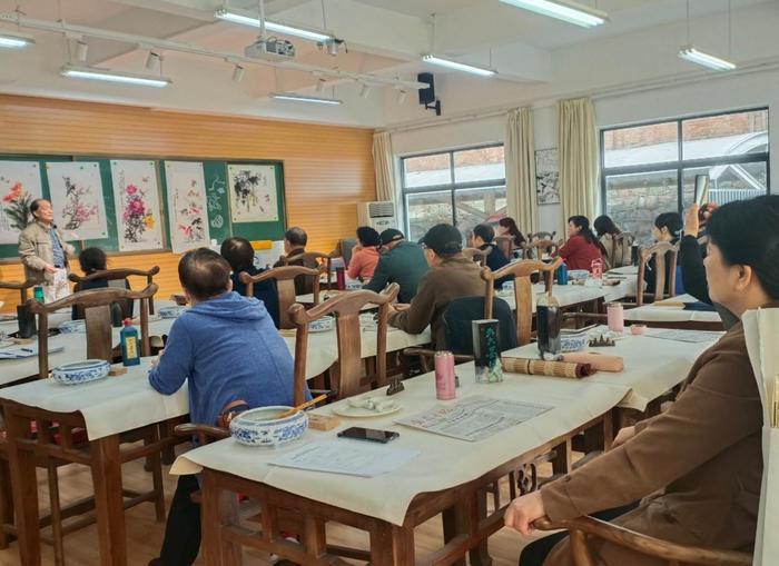 安徽老年开放大学秋季学期顺利开学