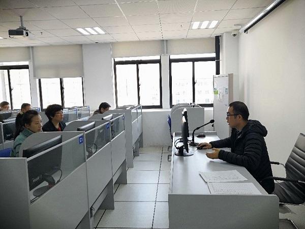 【教学质量年】文法与教育学院开展国开学习网培训活动