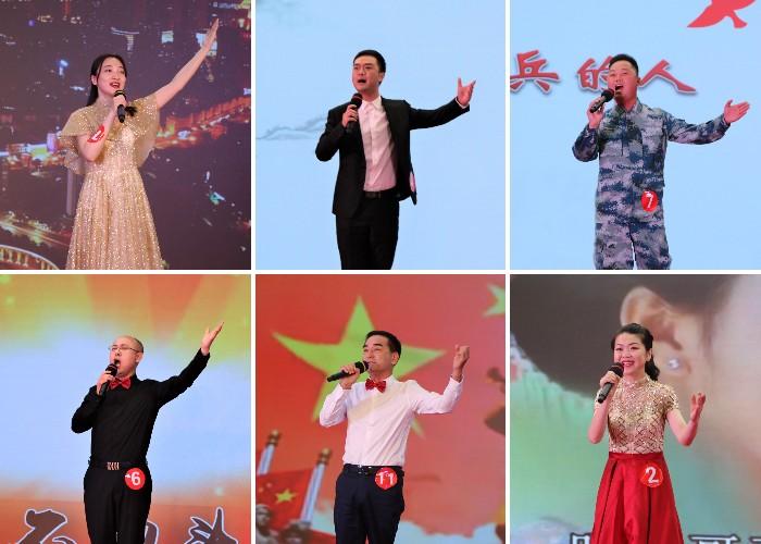安徽开放大学第三届校园网络歌手大赛圆满结束